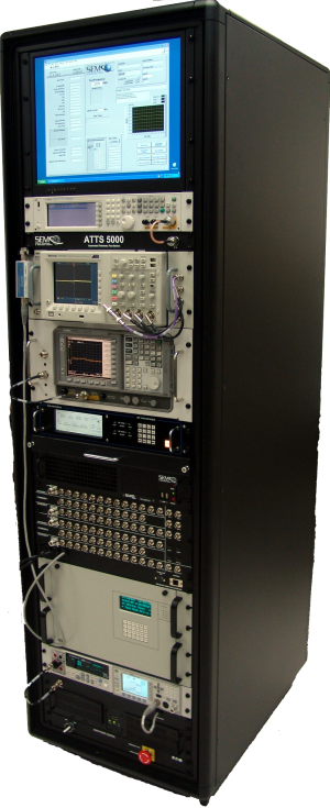 ATTS5000 Automated Telemetry Test Station