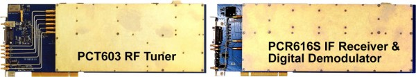 PCI Telemetry Receiver Card Set