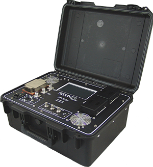 RPTS100 Ruggedized Portable Telemetry Signal Simulator