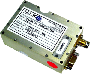 TT40 Series Telemetry Transmitter